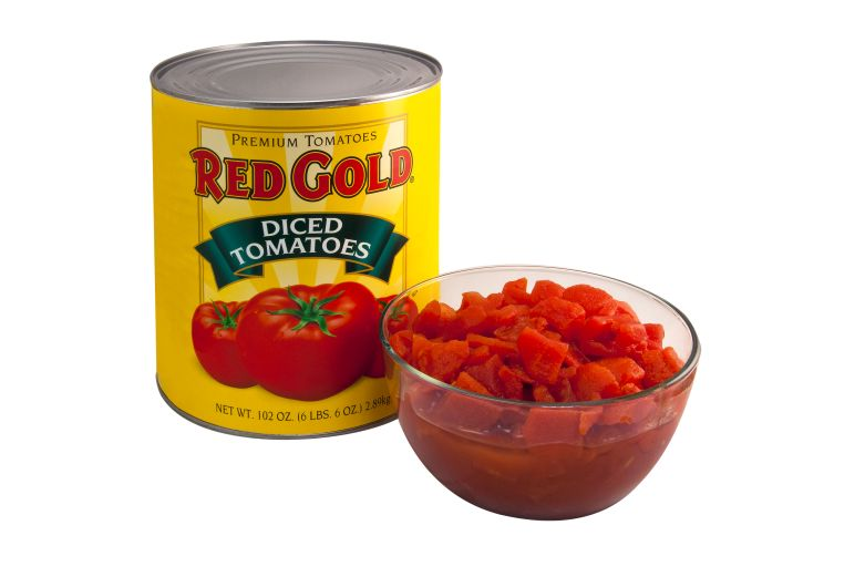 #10 Red Gold Diced Tomatoes