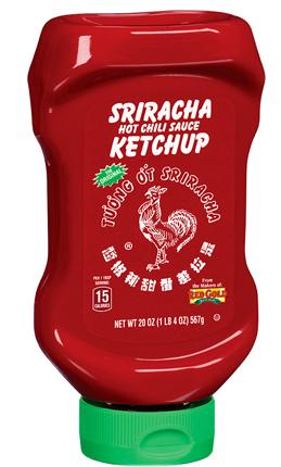 Huy Fong Sriracha Ketchup 20oz