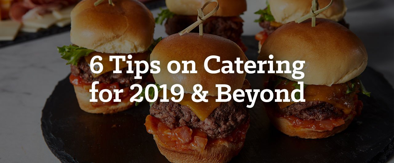 6 Tips on Catering Hero Image