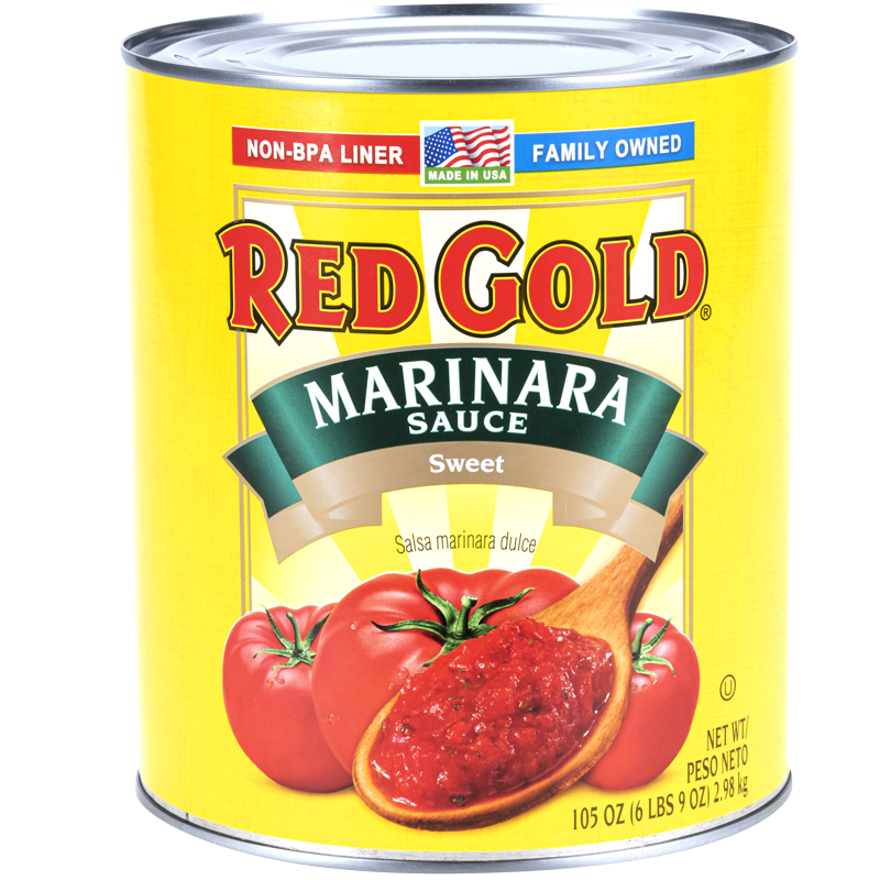 #10 Red Gold Marinara Sauce